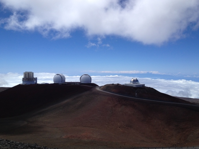 The Mauna Kea Observatories